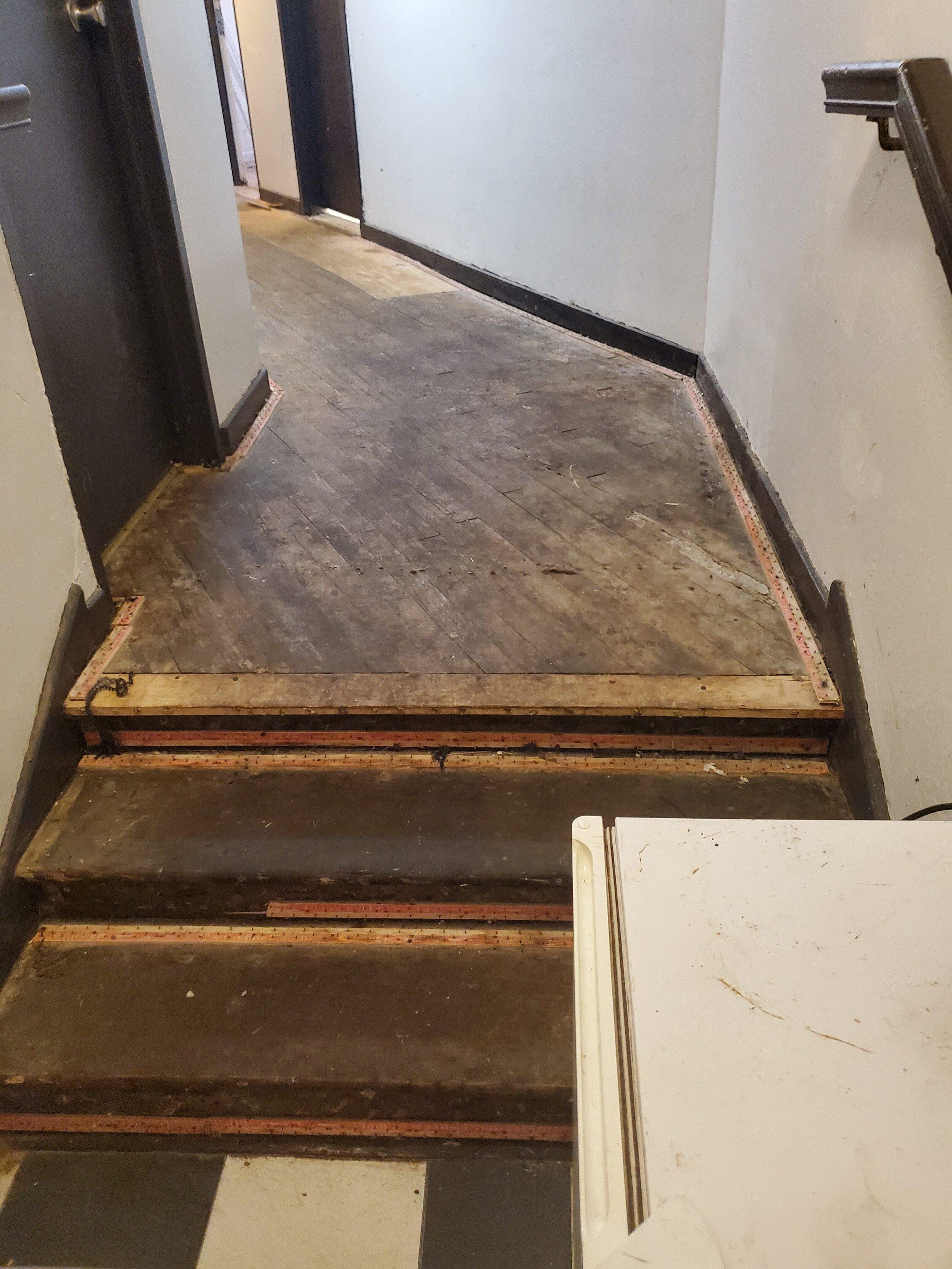 2019 First Floor Back Hallway Renovation 20190903_112829.jpg