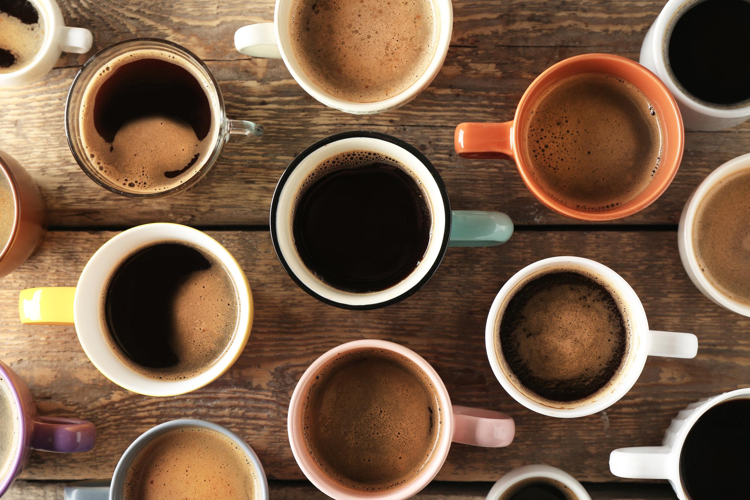 Tips to Reduce Caffeine Intake -