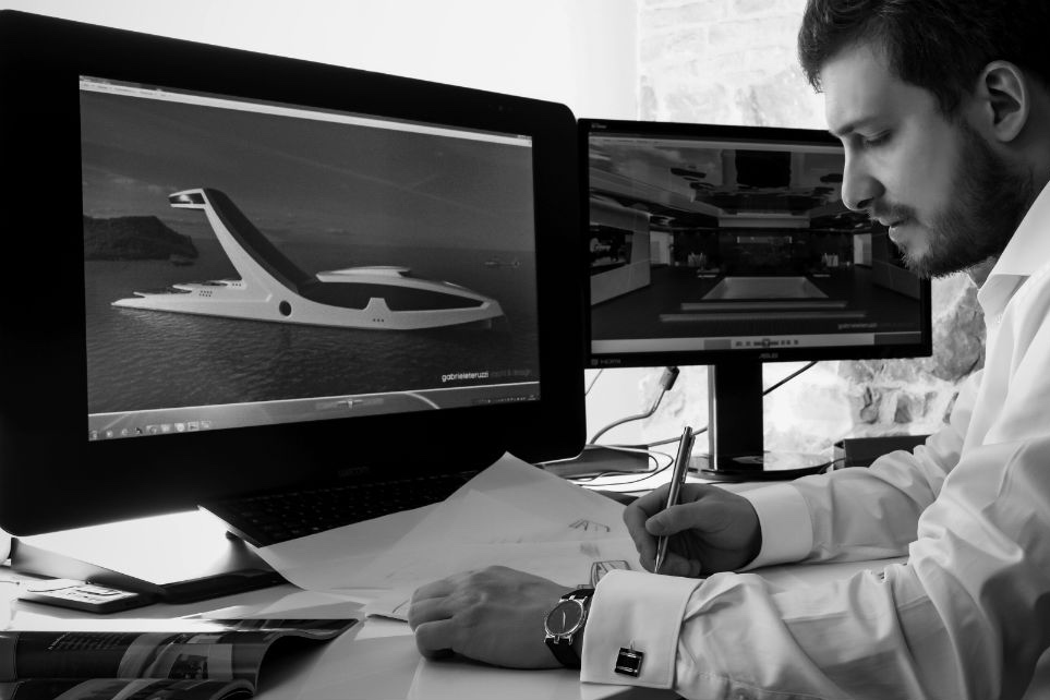 Gabriele teruzzi - TEAM Member: Yacht Designer