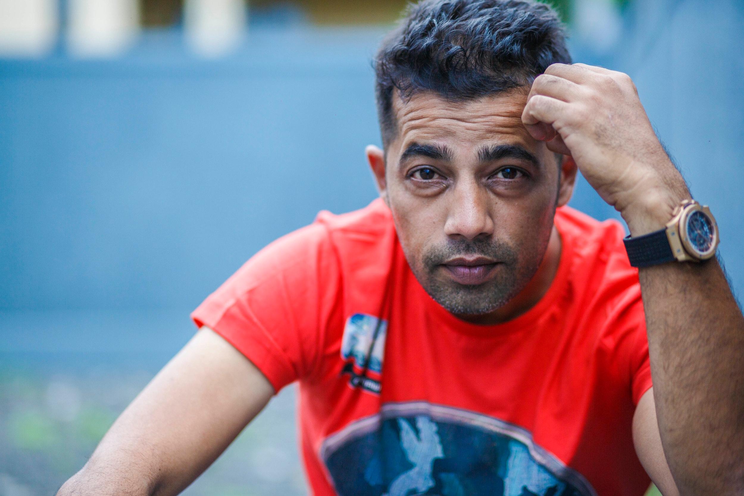 samir khan - SUPPORTER: Filmmaker