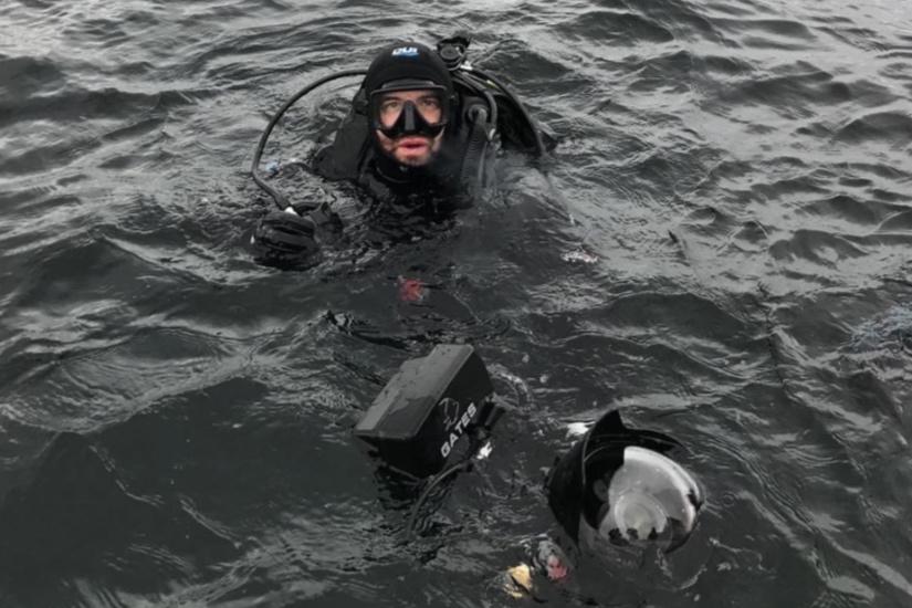 sean ruggeri - SUPPORTER: Underwater Cinematographer • RED Tech
