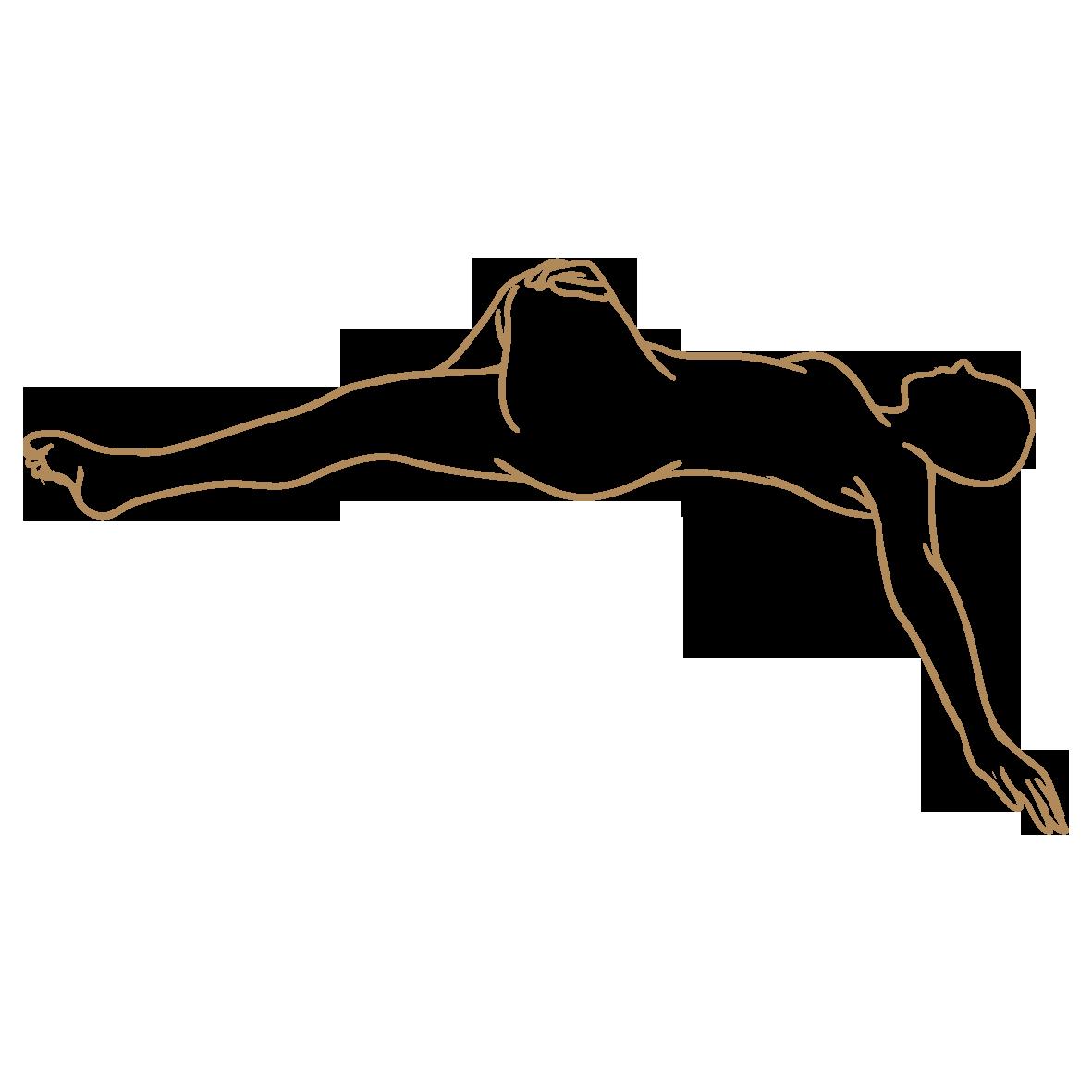 stretch gallbladder…