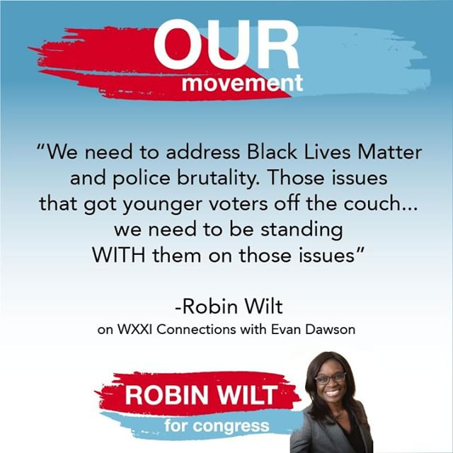 Get up off the couch! VOTE for Robin Wilt TODAY, June 26th  #Wiltforcongress #Robinwill #Ourmovement #voteJune26