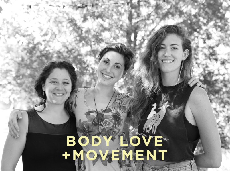 BODY LOVE + MOVEMENT