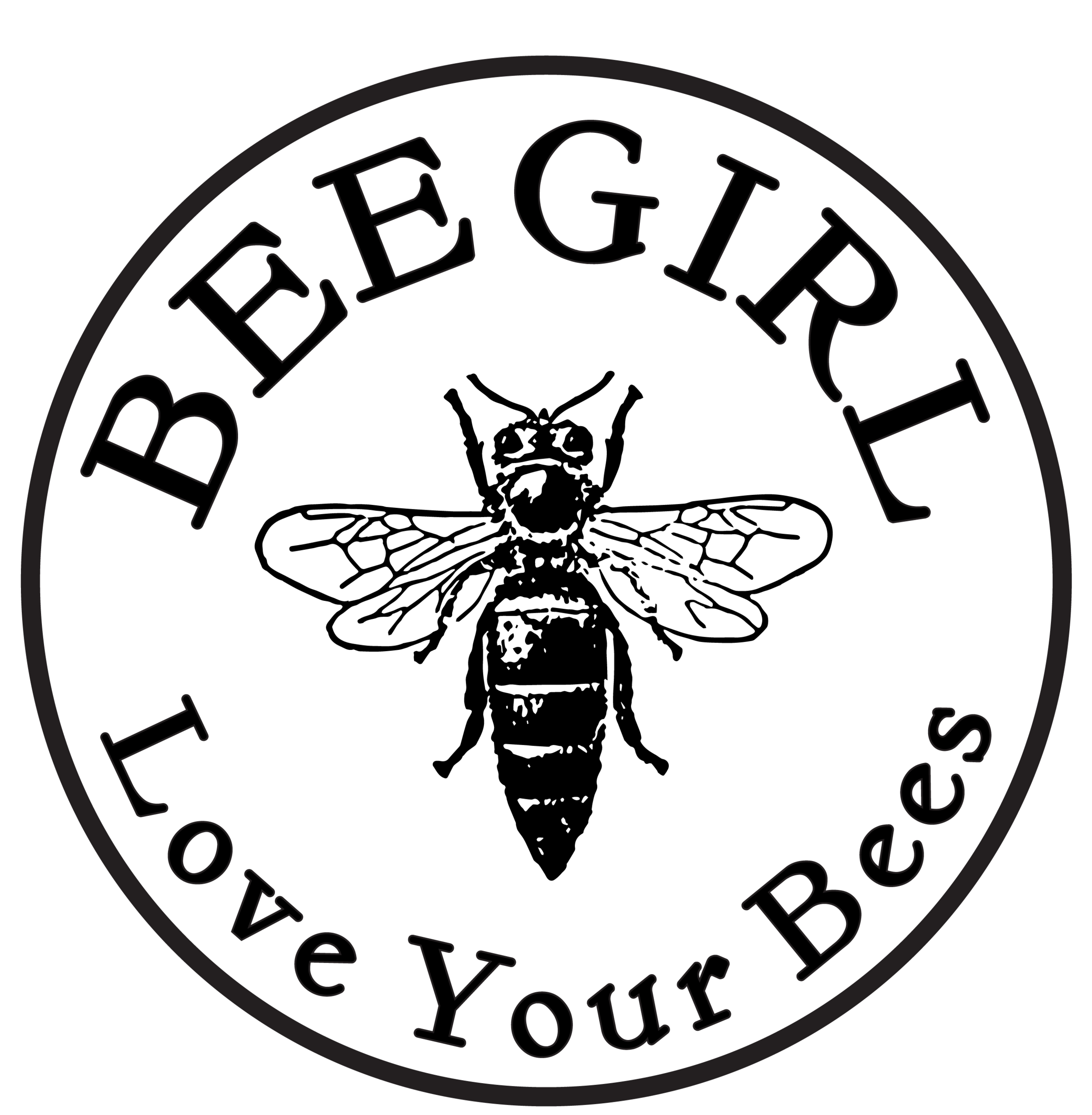 Click to download, and use for promotion of Bee Girl ( ™ ) or Bee Girl ( ™ ) collaborations with your organization. All other rights reserved.