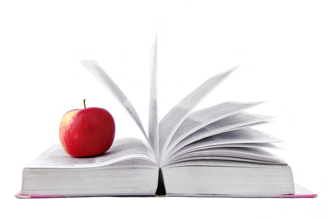 apple on book.jpg