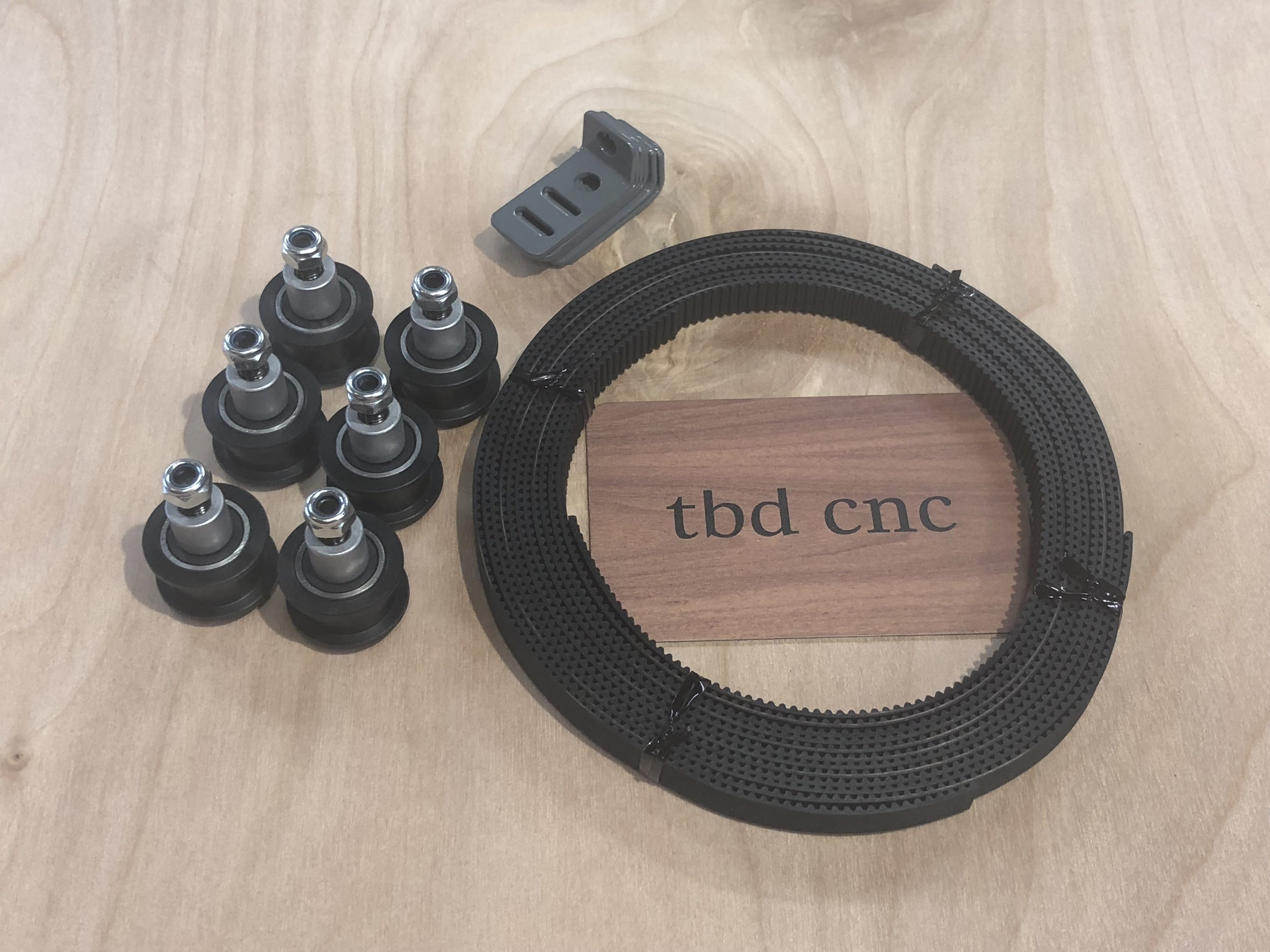 tbd cnc 2GT2 Kit