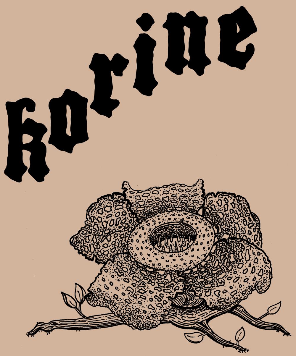 Shirt design for Korine