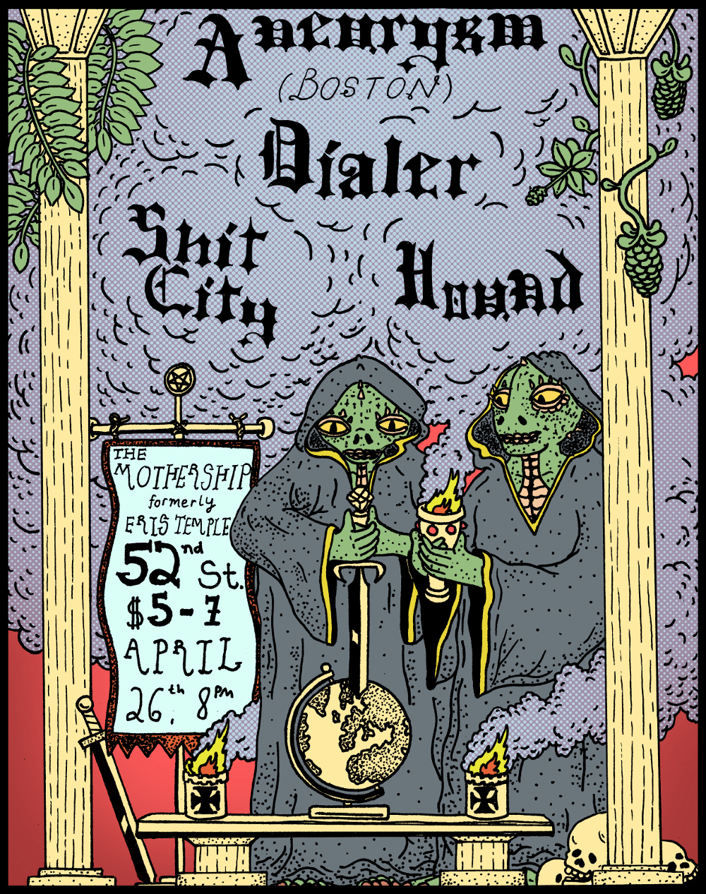Show poster for Shit City