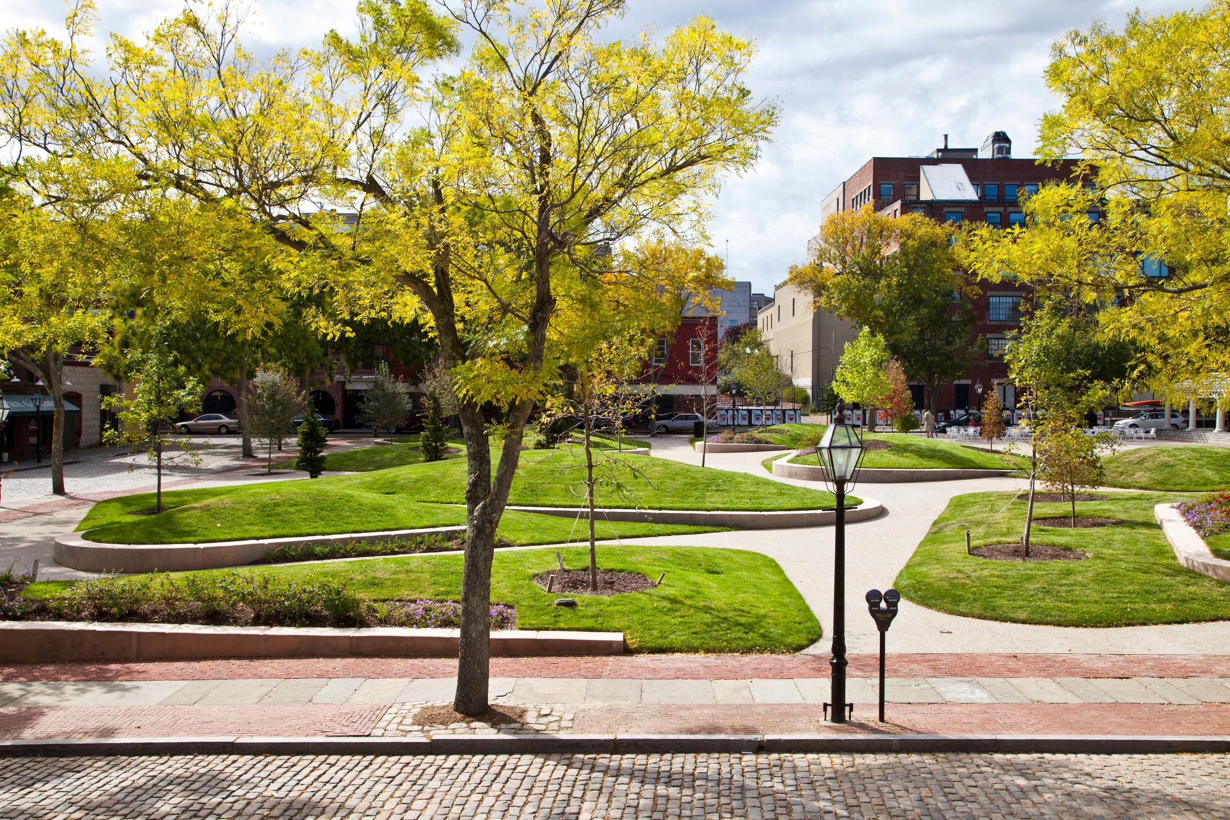 Custom House Square | New Bedford, MA