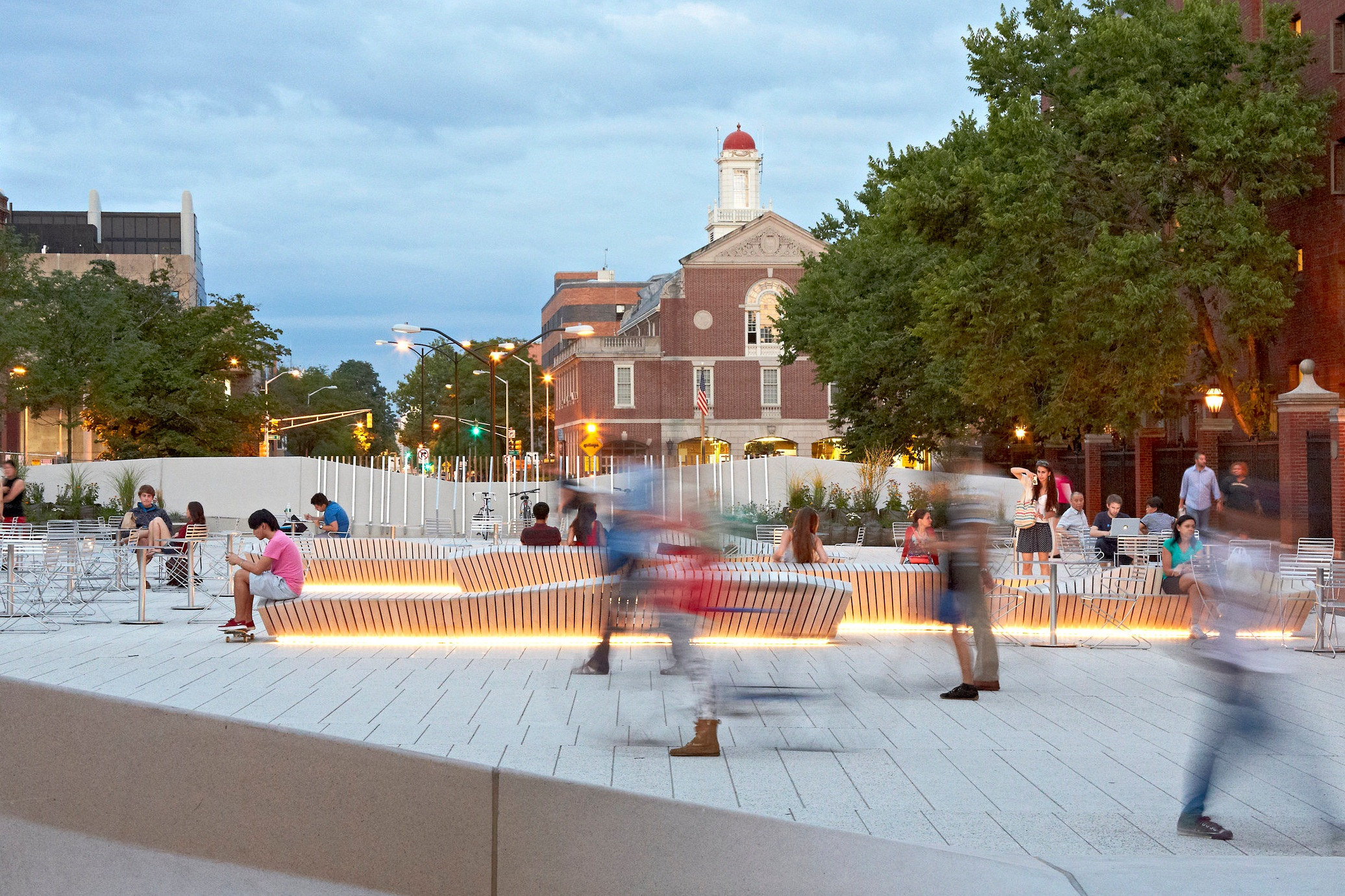 Harvard Plaza | Cambridge, MA