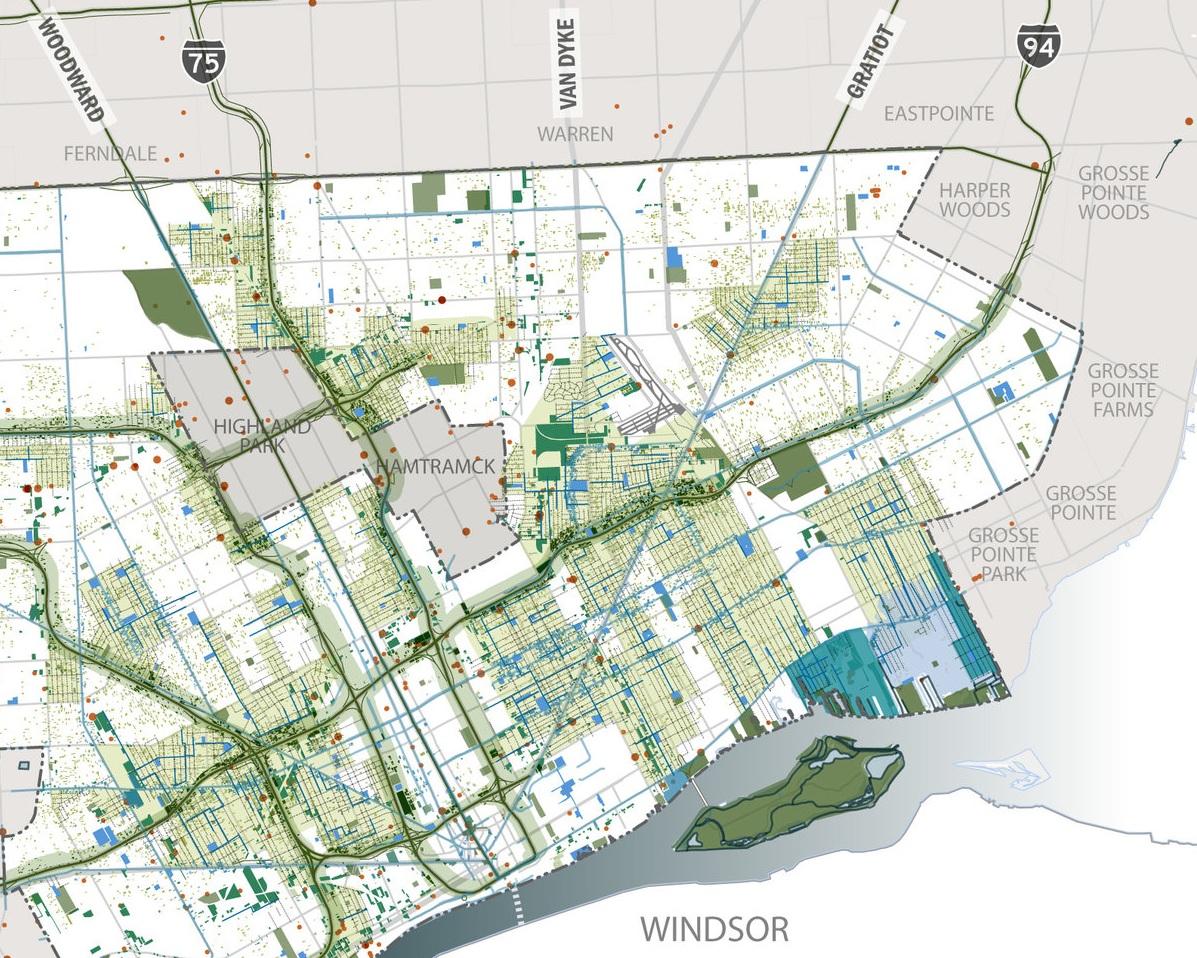 Detroit Future City   Detroit, MI