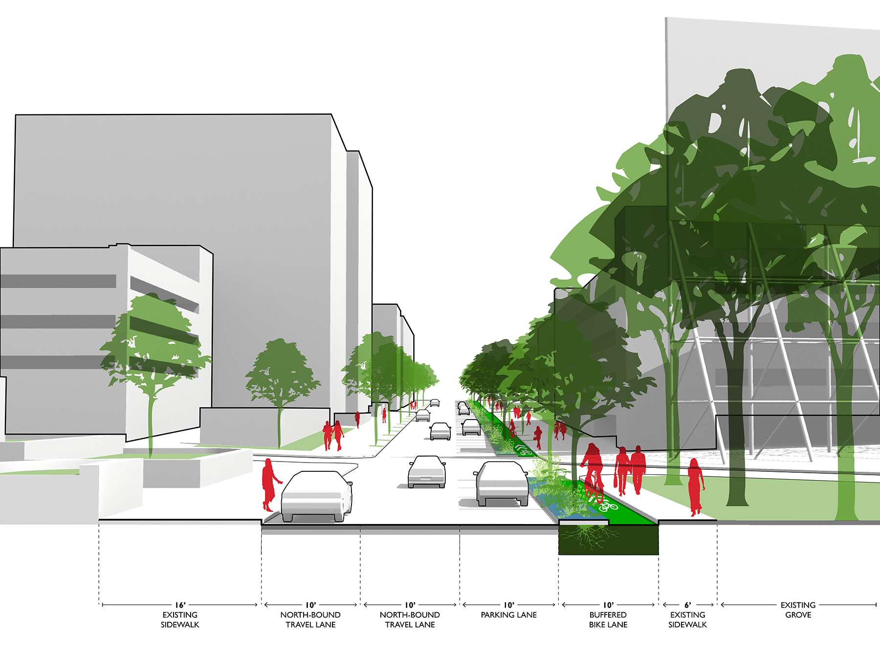 Atlanta_plan_Green Street Section Perspective-Central Ave-Bike Lane_20170811-01.jpg