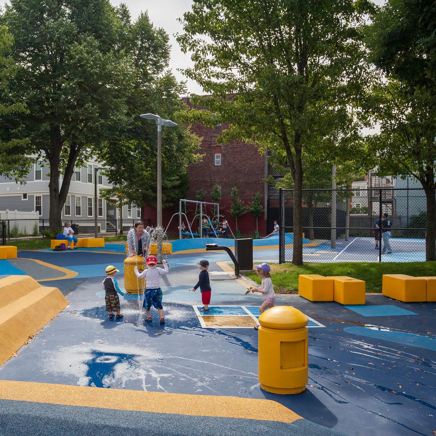 Sweeney Playground
