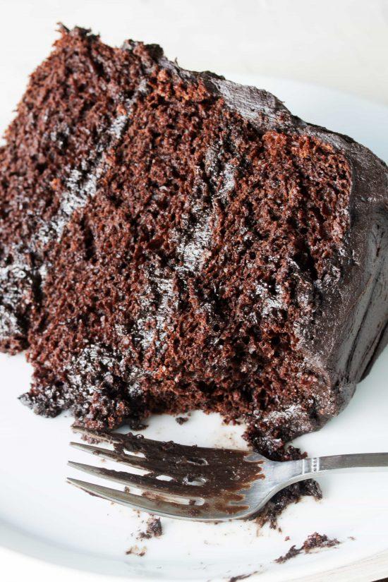 Chocolate cake $35 vegan $40 .jpg