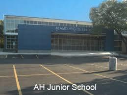Alamo Hieghts Junior High School, San Antonio