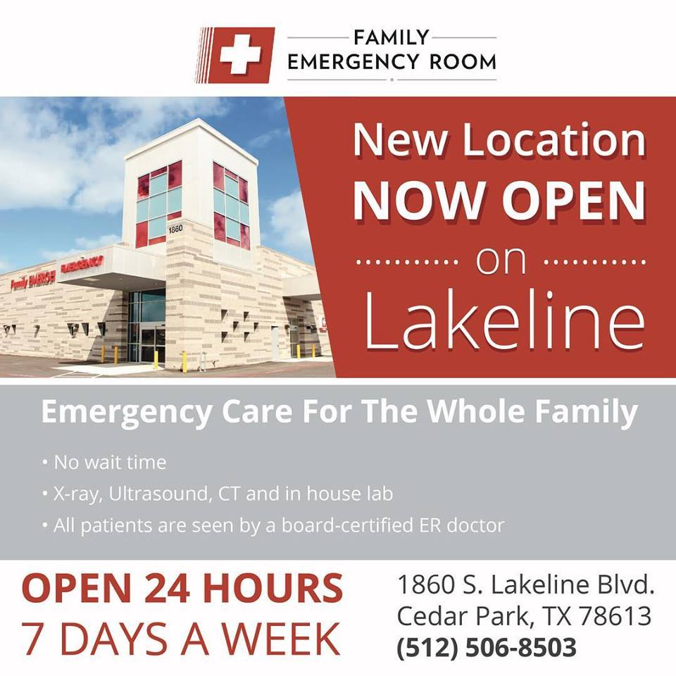 Lakeline Emergency Room