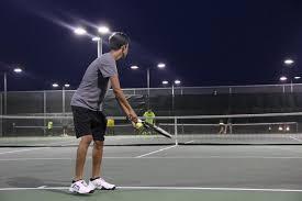 Lockhart High School Tennis Courts