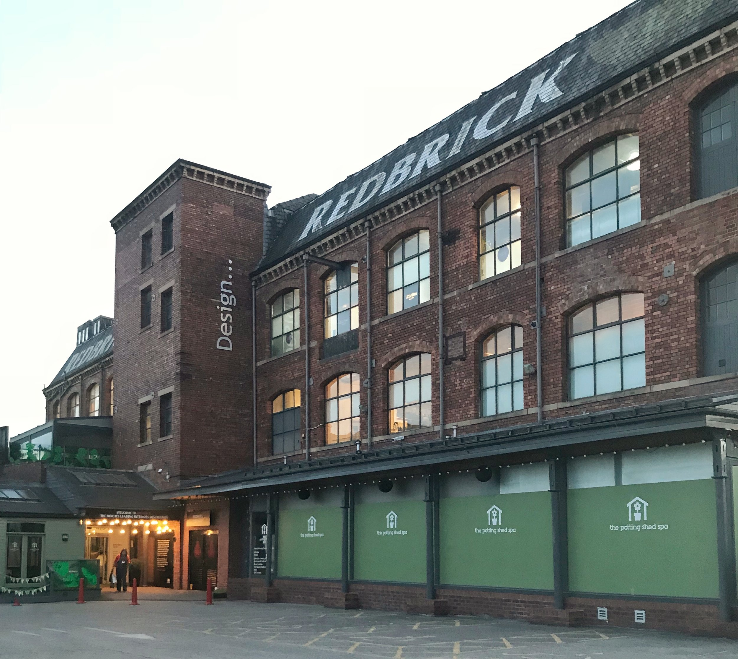 RedBrick Mill in Batley bringing design UP NORTH since the year 2000