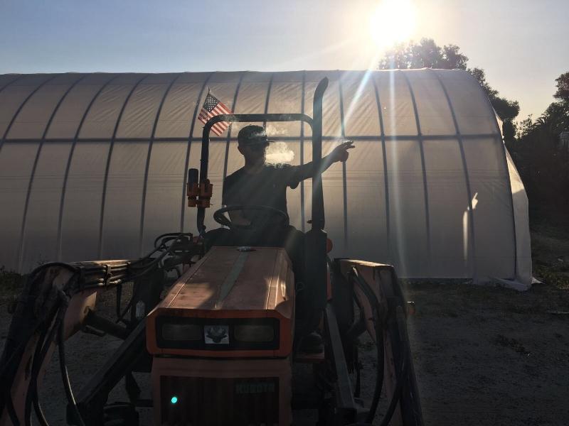 Nick on tractor.JPG