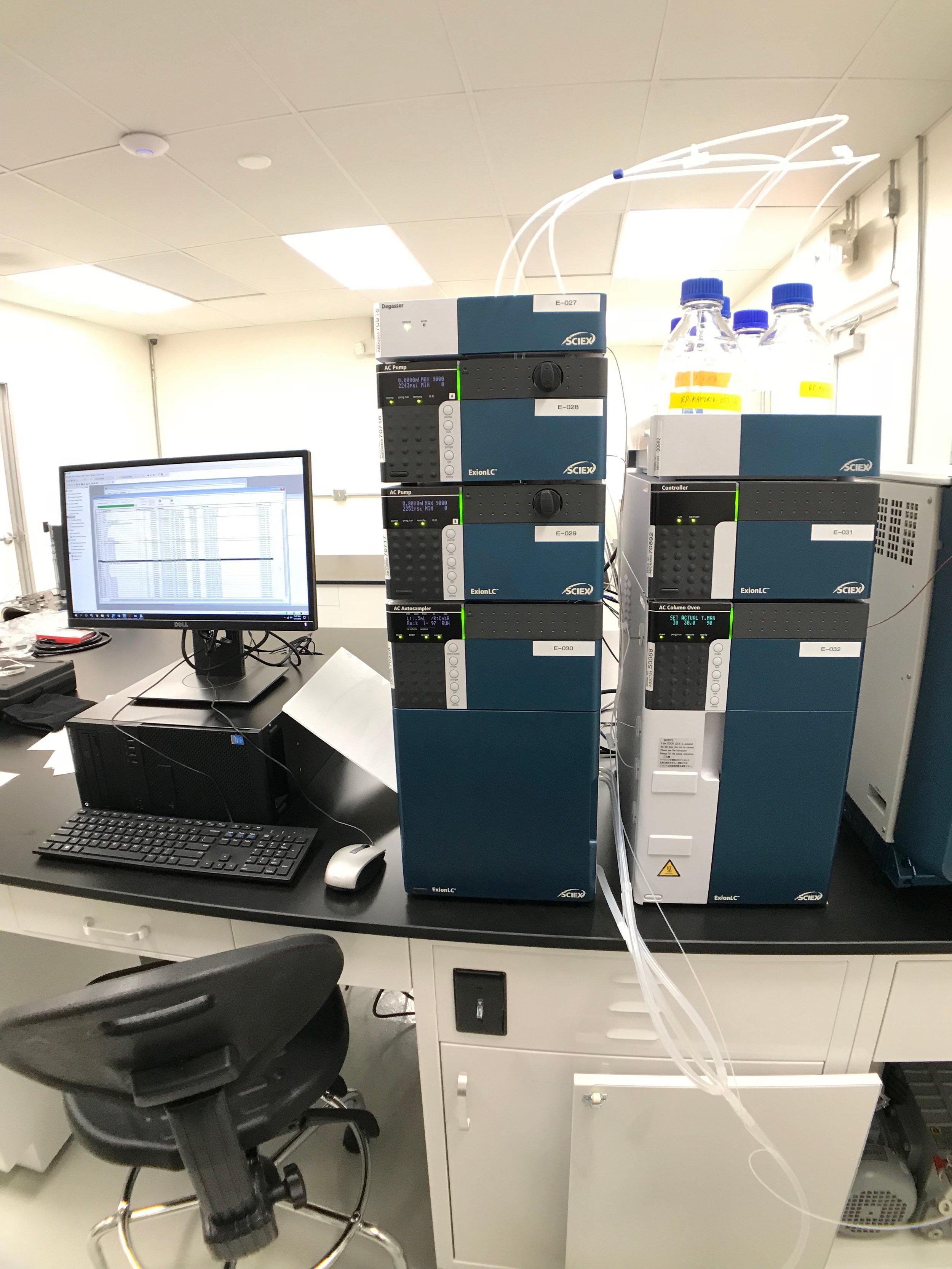Belcosta Labs Analytic Equipment