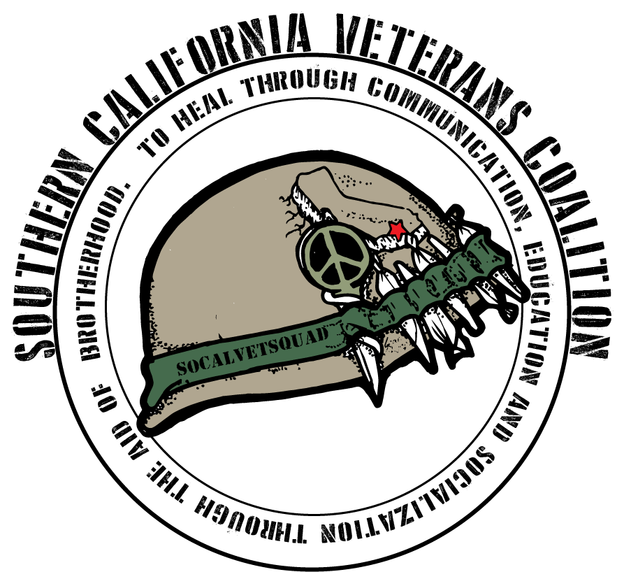Proud Supporter of the SoCal Veterans Coalition Visit: socalveteranscoalition.com