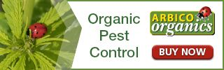 [Affiliate Sponsor] Click & Get 10% OFF First Order of $75 at Arbico-Organics on Cannabis Pest Controls.