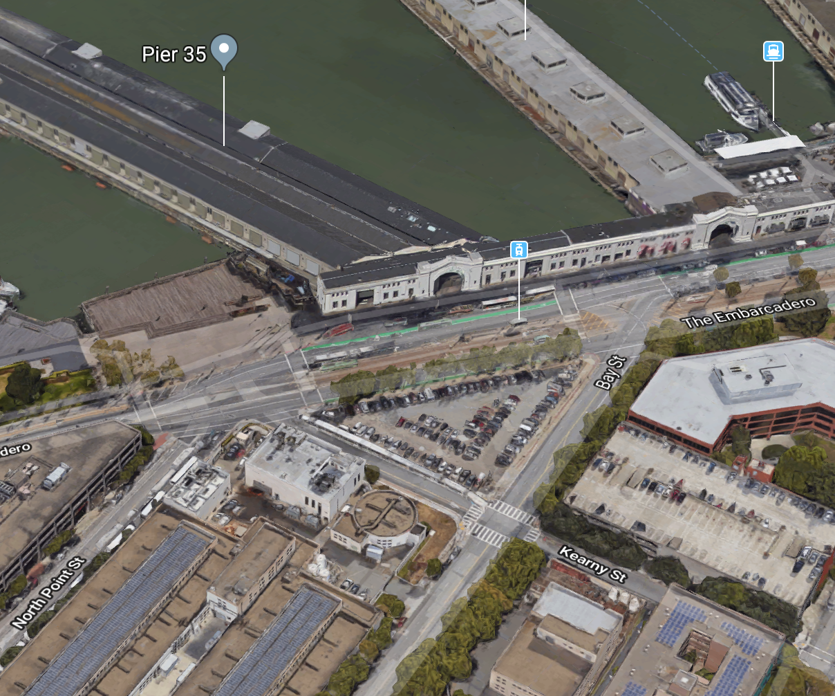 Proposed Site for a North Beach Navigation Center