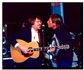 Jim Salestrom and John Denver