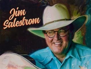 Jim Salestrom Painting