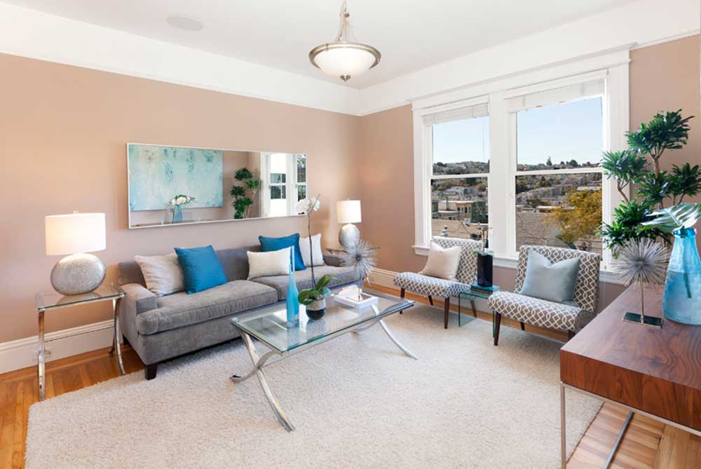 Compass Concierge can help you stage your home