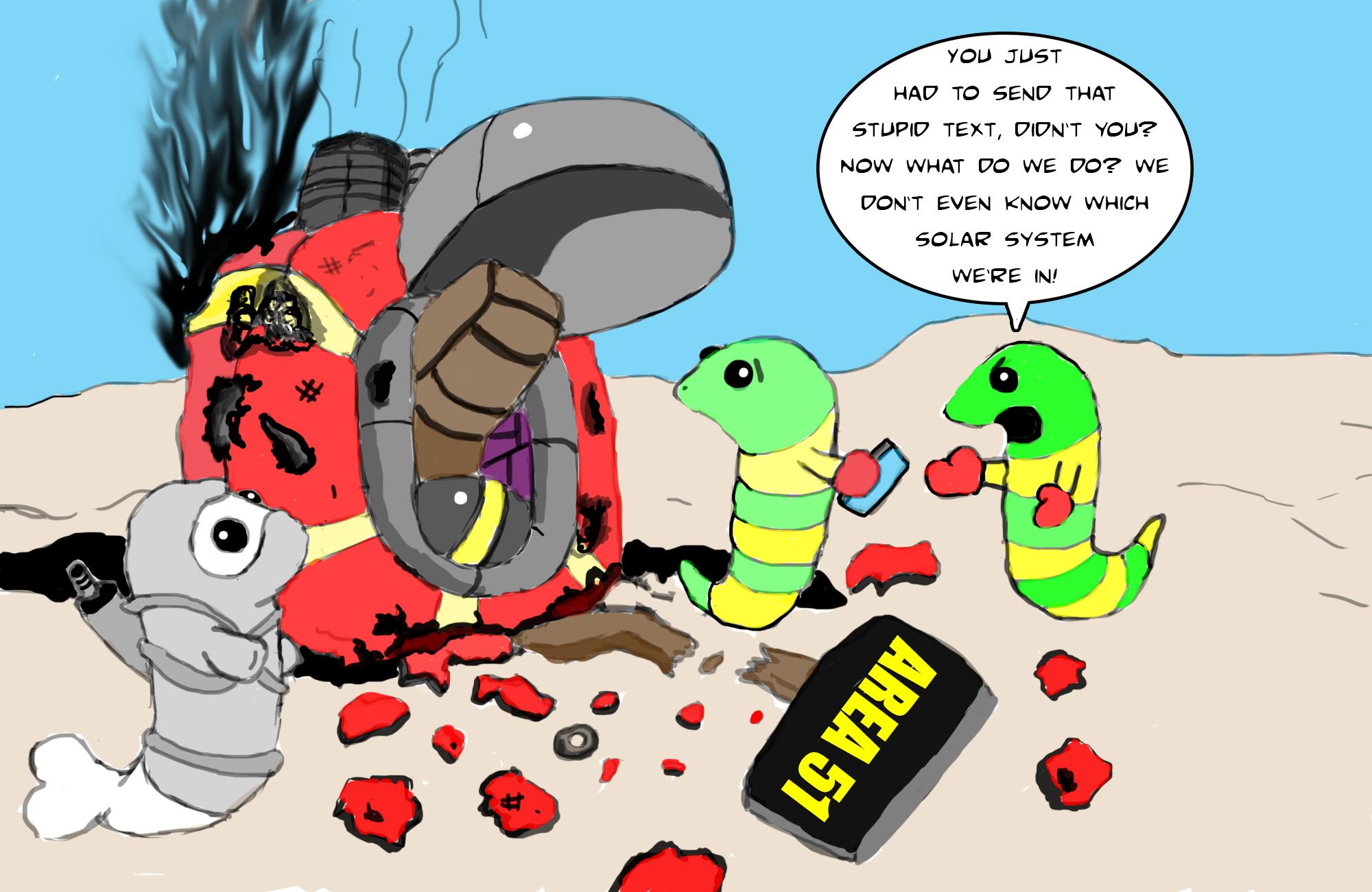 Random Ninja Seal sketch