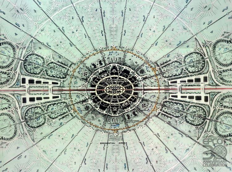 Experimental Prototype Community of Tomorrow (EPC  OT)  Walt Disney, 1965