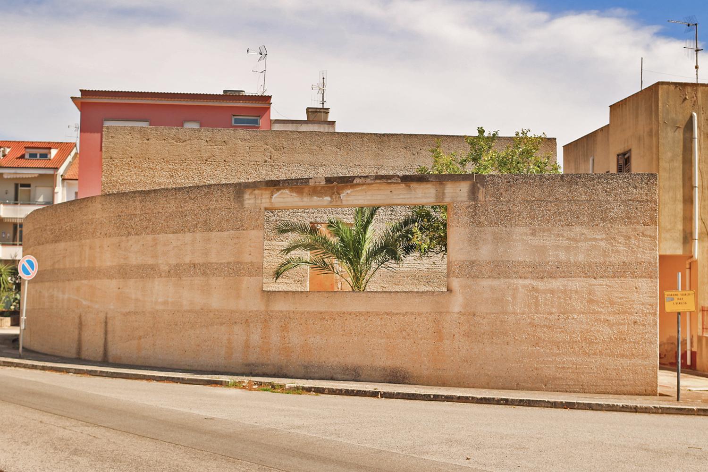 GIARDINO SEGRETO 1  Francesco Venezia 1985