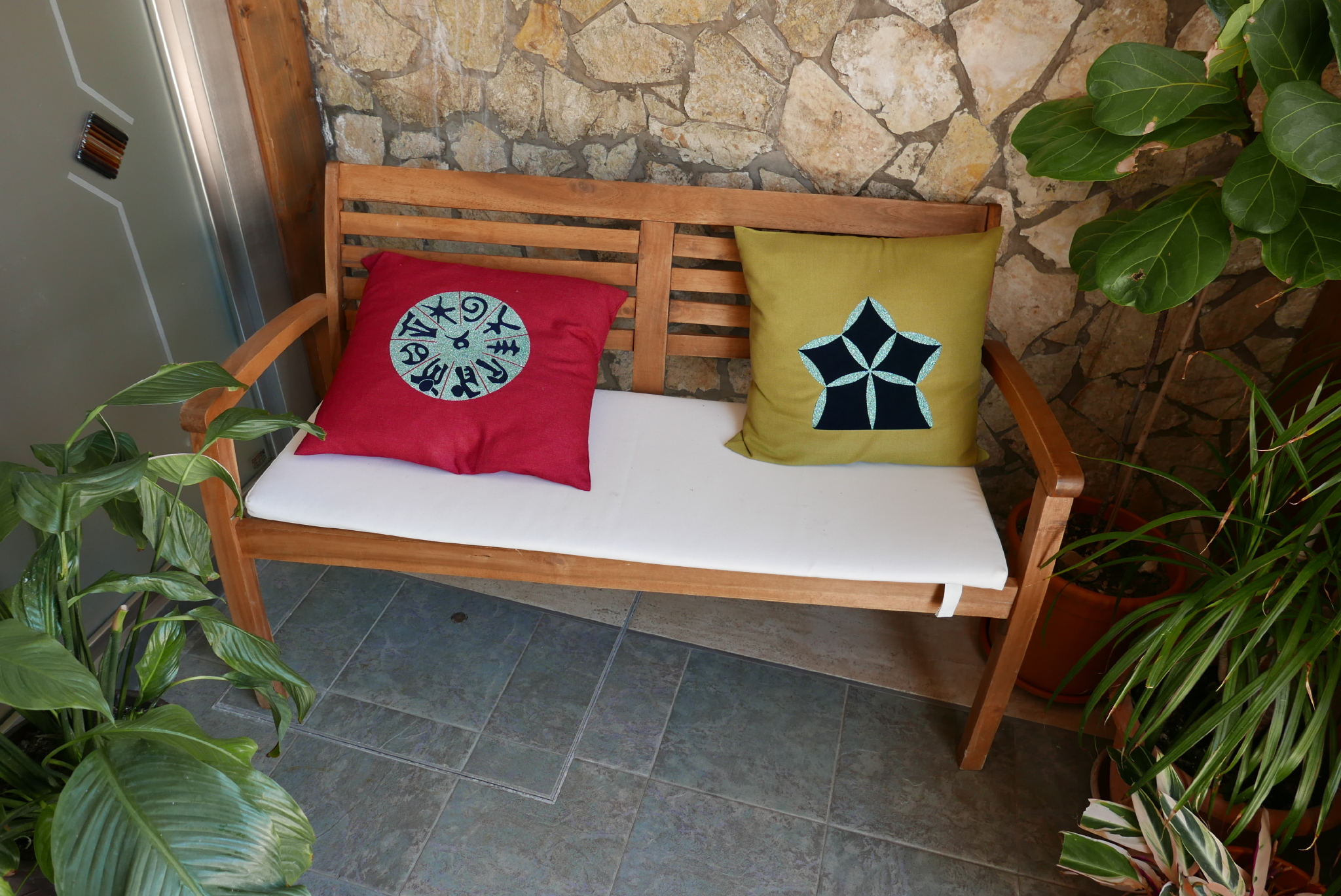 Pillows, Gibellina Nuova, 2018