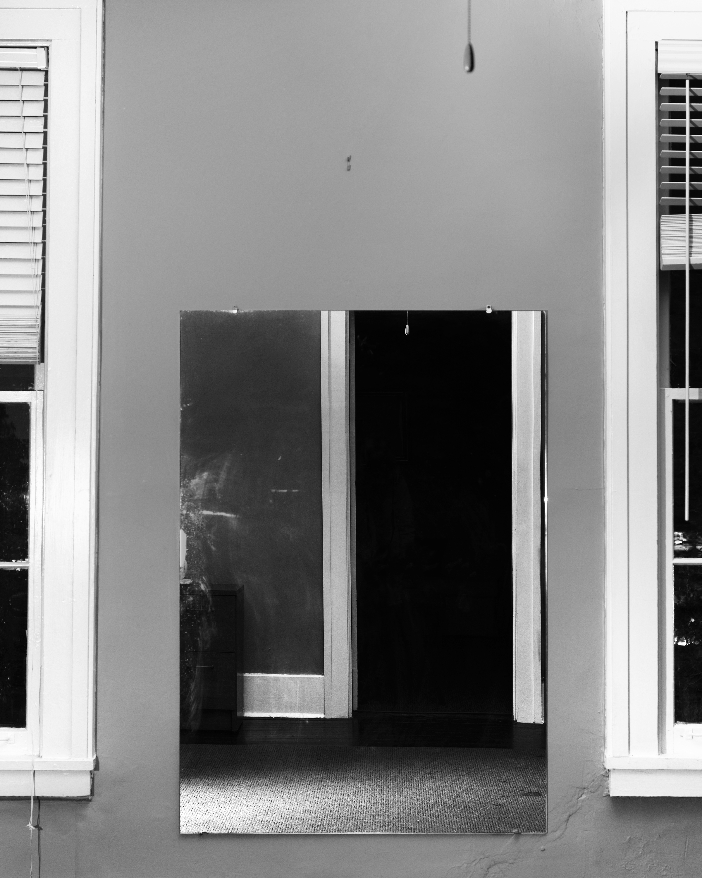 Site of activity (Cary's doorway)  2015 Archival pigment print 5x4""