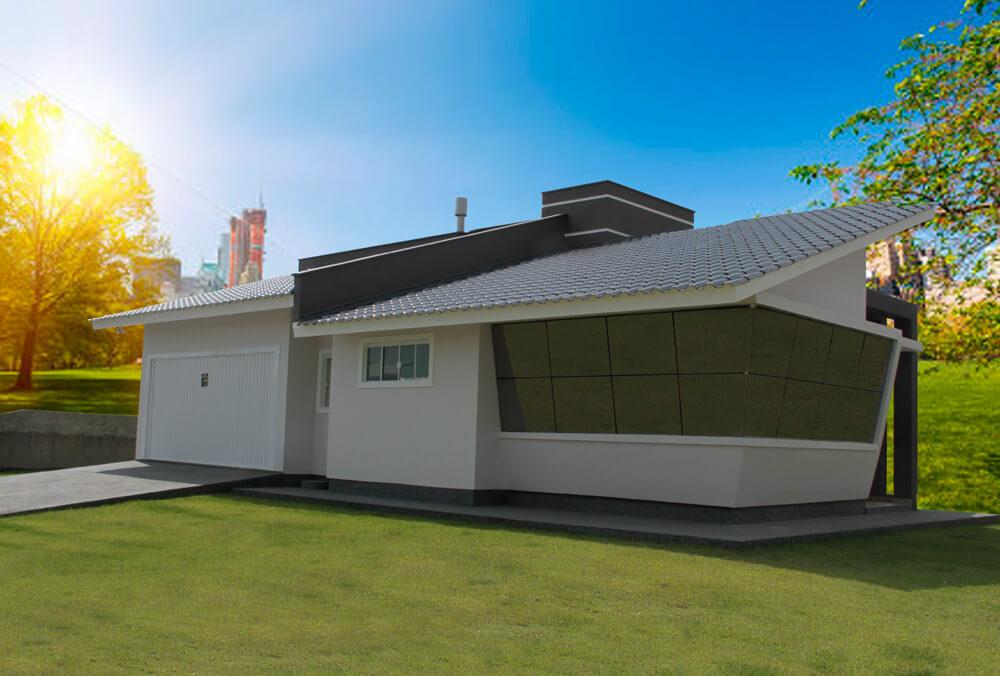 Las tejas WAVE en su diseño clásico de las líneas europeas tienen una gama de colores y accesorios para dejar su casa aún más bonita, con la alta calidad de un producto de baja absorción de agua y gran durabilidad.
