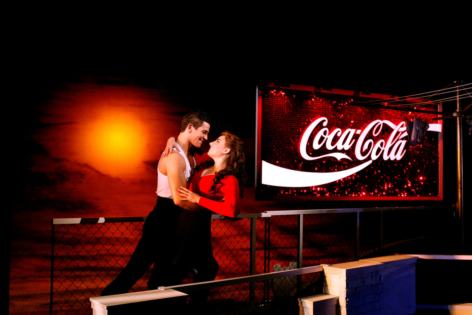 strictly-ballroom-musical-sydney-thomas-lacey-phoebe-panaretos-coca-cola-sign.jpg