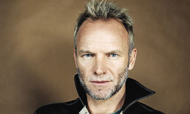 Sting - A candid conversation with the red-hot British pop star and actor about rock 'n' roll, politics, sex, love, old partners and fresh starts.