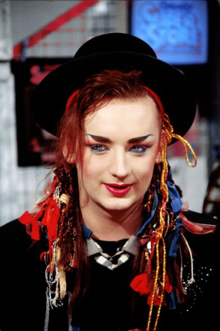 Boy George - A candid interview with the reigning king and queen of pop music.May 1, 1985