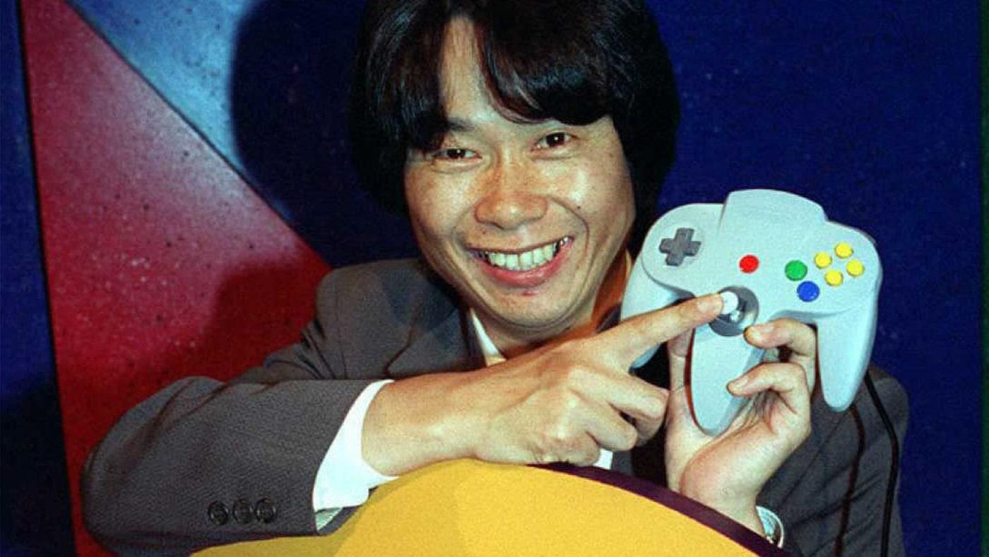 Mario's Big Brother: Sigeru Miyamoto - From 'Donkey Kong' to new Super Nintendo, Sigeru Miyamoto has shaped a generation