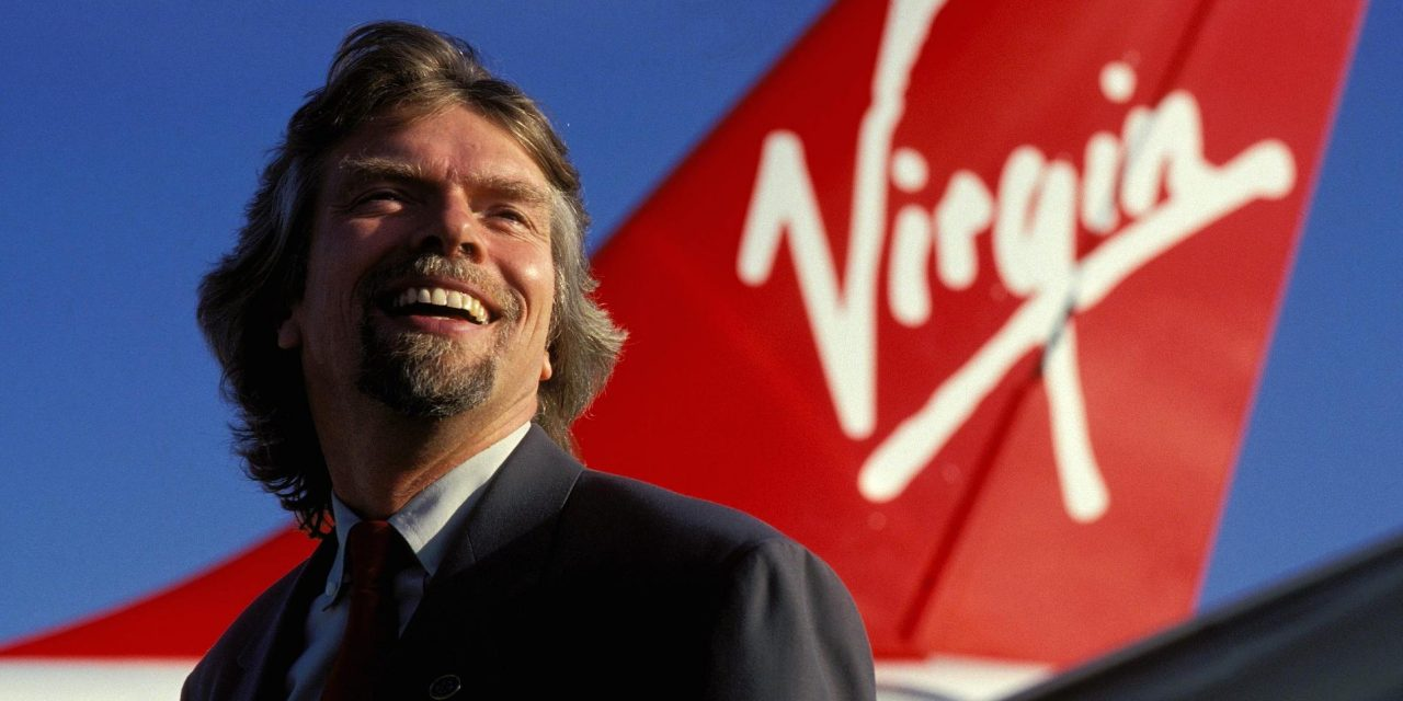 Richard Branson - January 2009