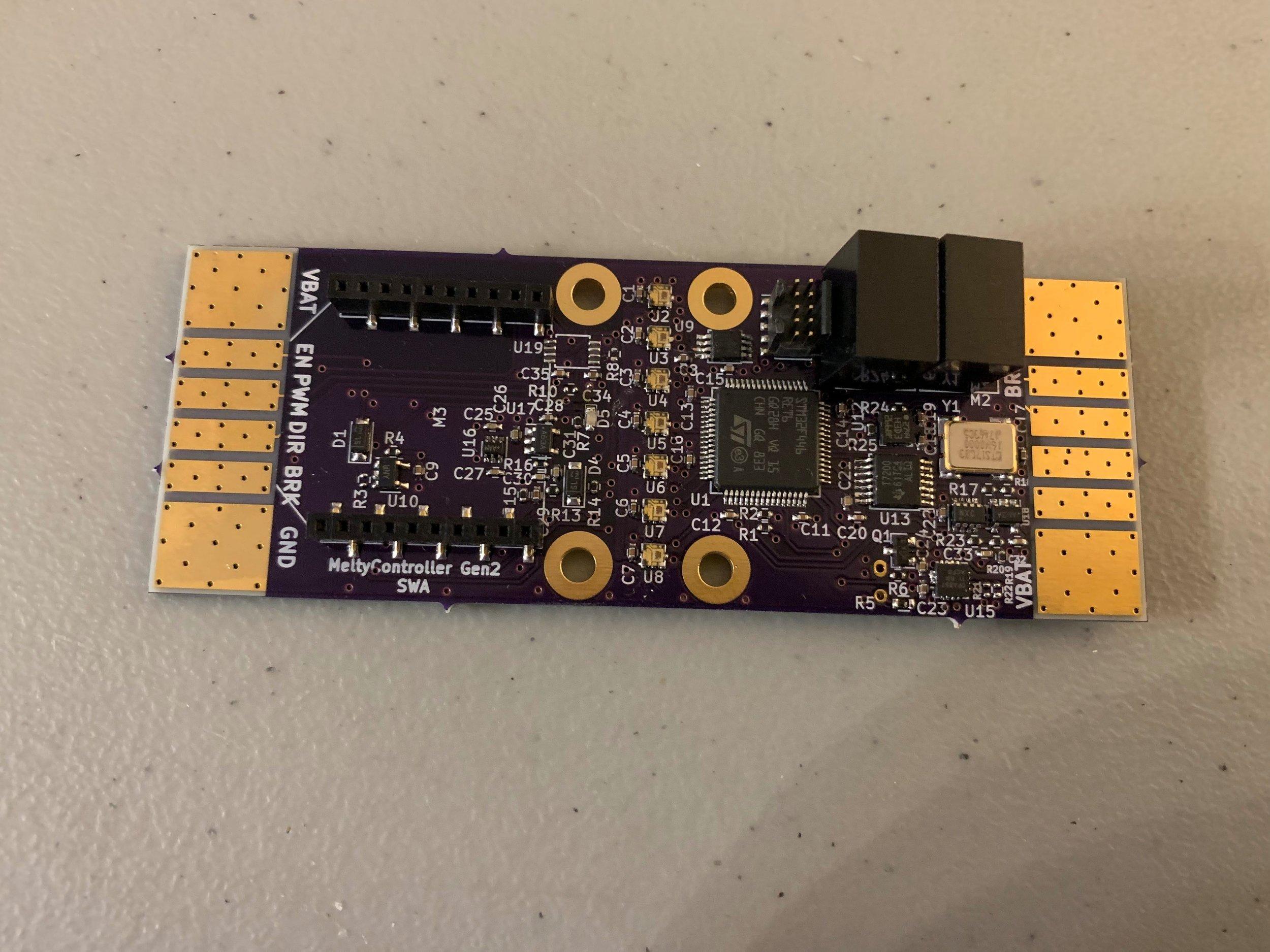 halo pt  12: gen 2 electronics