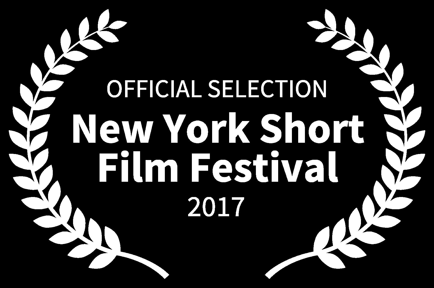 OFFICIAL SELECTION - New York Short Film Festival - 2017.png