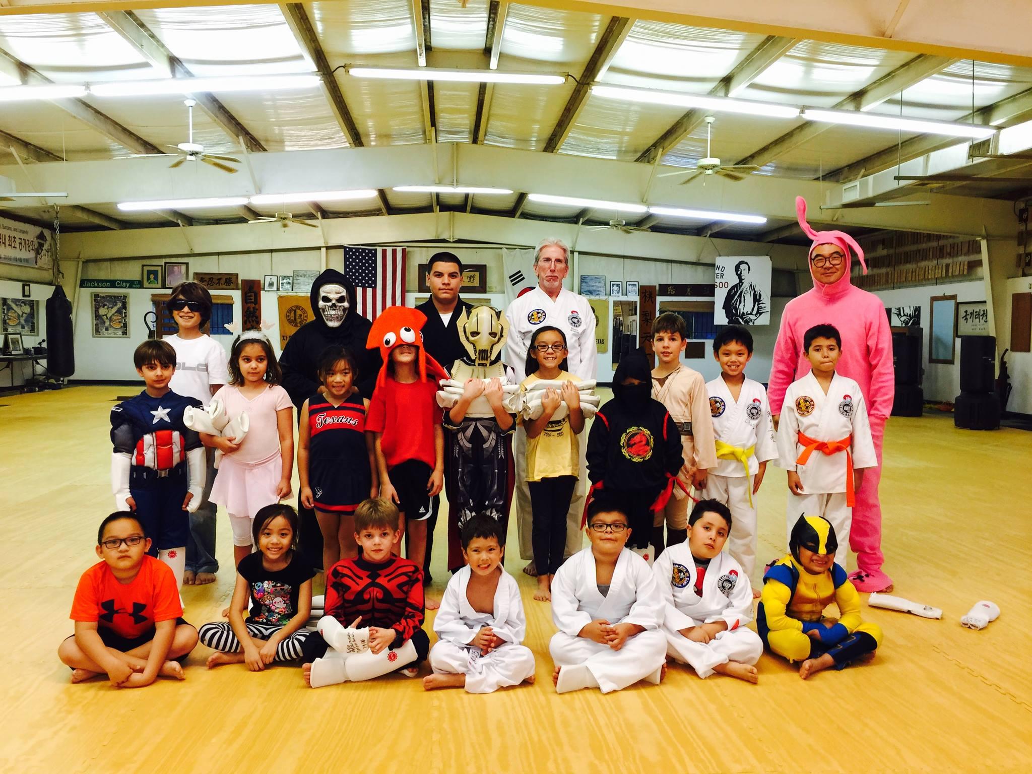 Kids Class Halloween
