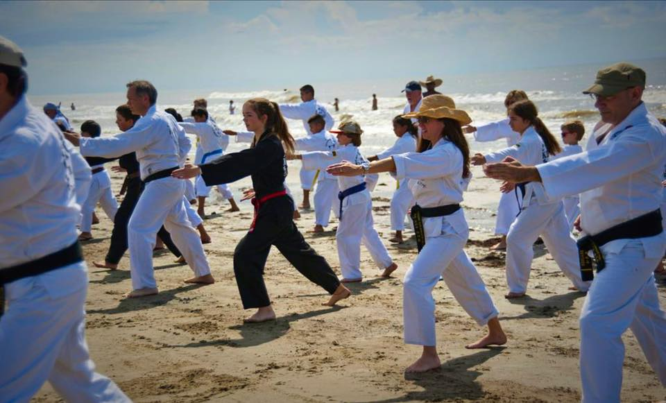 Annual Beach Training