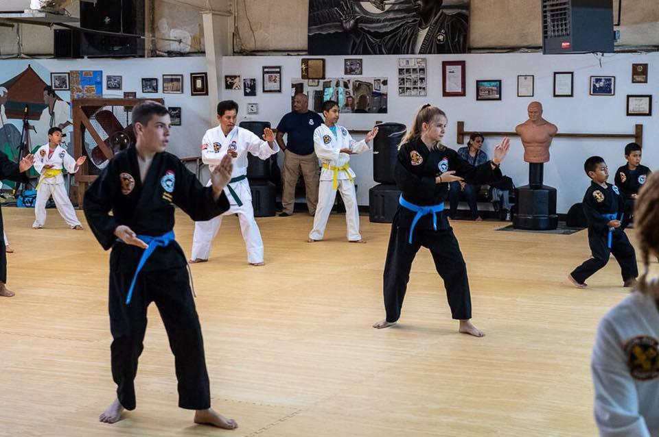 Basic Movements Practice