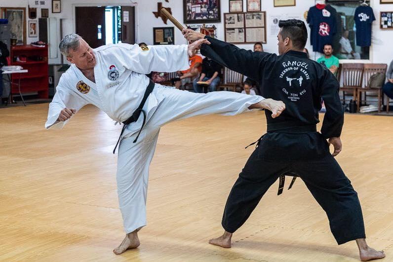 Practical Self Defense Practice