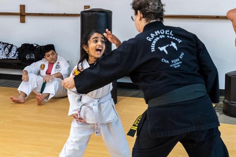 Practicing Practical Self Defense