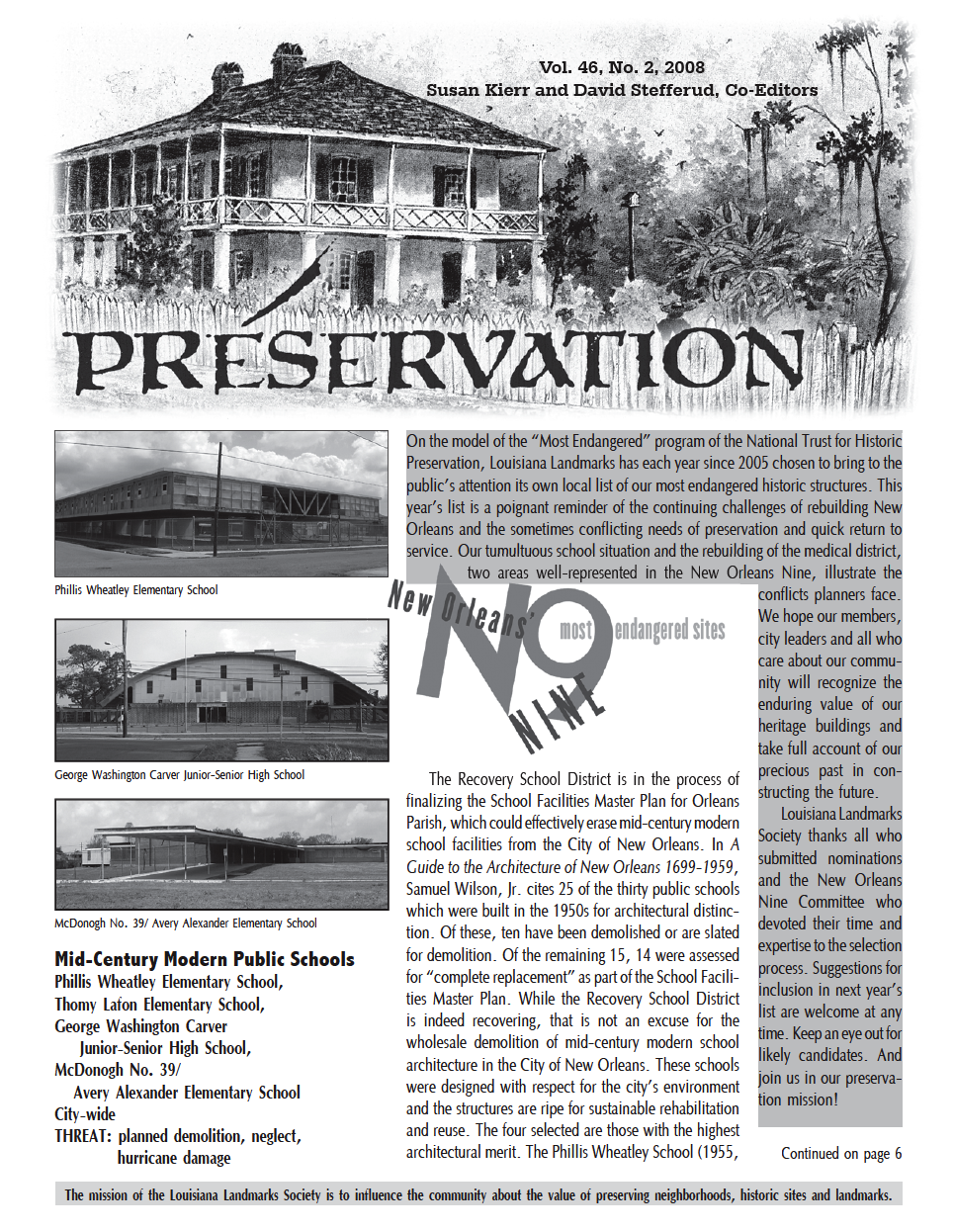 Vol. 46, No. 2, 2008